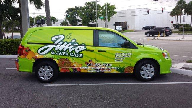 51ca5b6cbf 561 Signs   Printing is South Florida s leader in custom car wraps